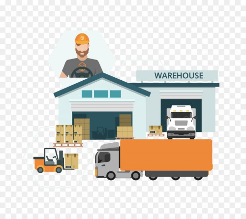 Konsultan Supply Chain Management Warehouse Management